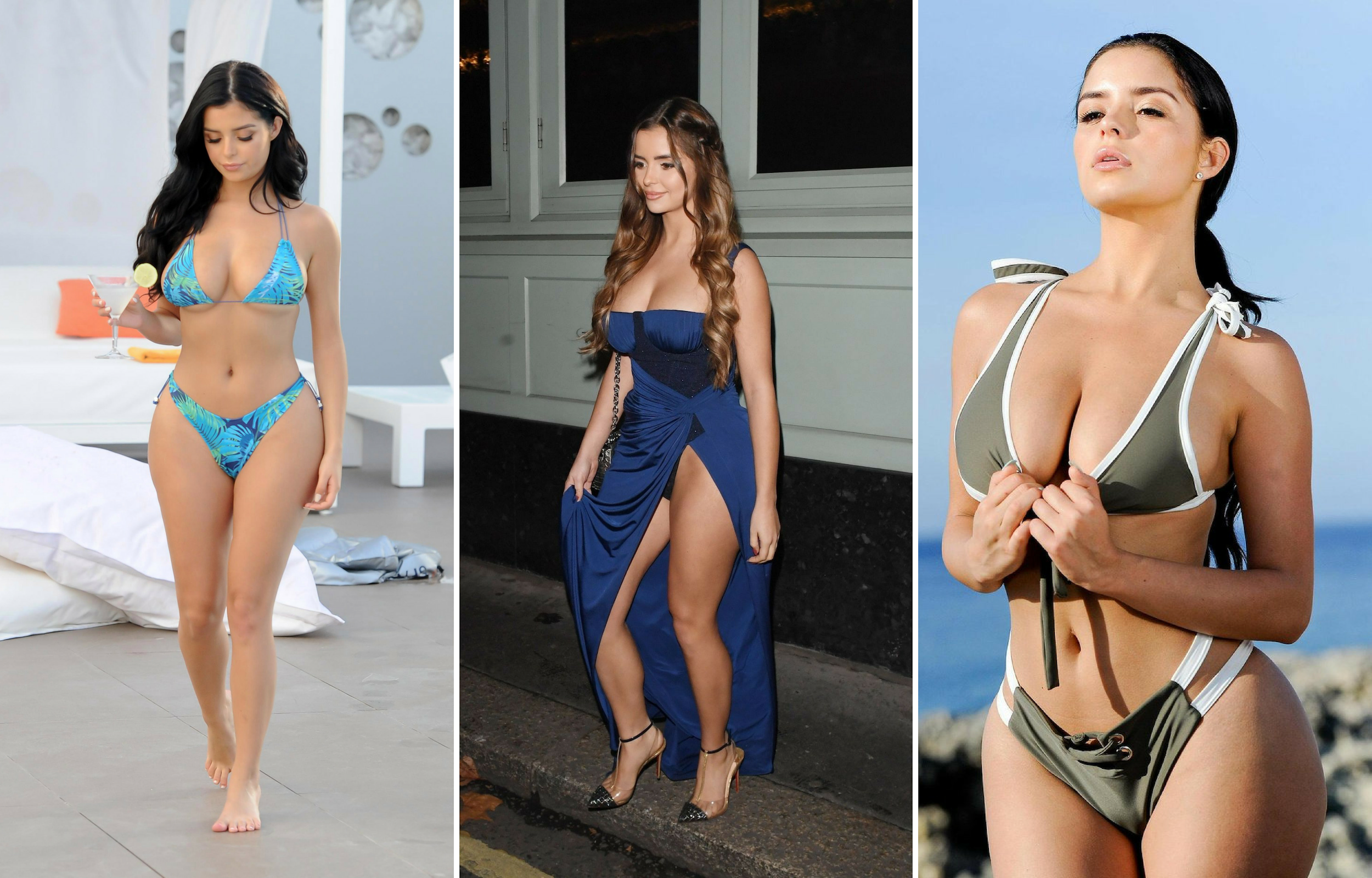 Young Demi Rose