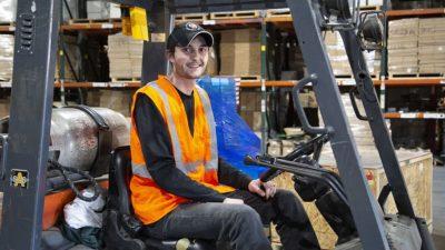 Entry-Level Warehouse Job